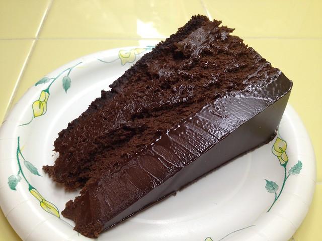 Tartine Chocolate Souffle Cake Recipe