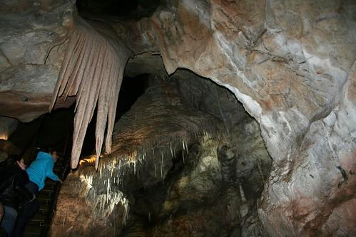 River cave