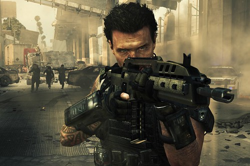 New Black Ops 2 Trailer to Air During Champions League Half-Time Show