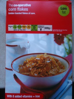 Co-Op Corn Flakes