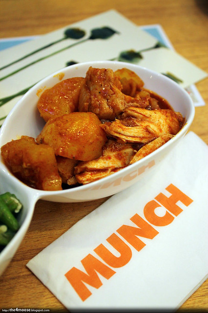 MUNCH Saladsmith - Chicken Tikka