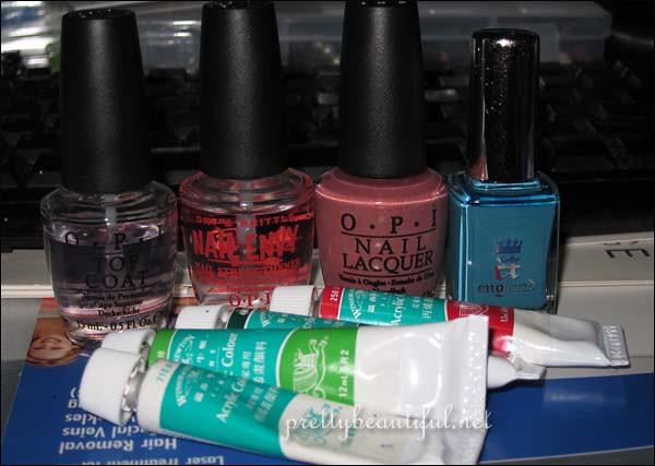 Cath Kidston Nail Art Tools