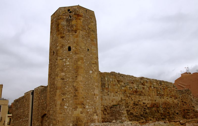 Torre del Circ Romà. Tarragona. Catalunya Catalunya