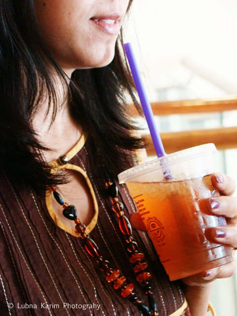 Refreshing Lemon Iced Tea