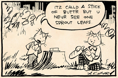 Laugh-Out-Loud Cats #1976 by Ape Lad