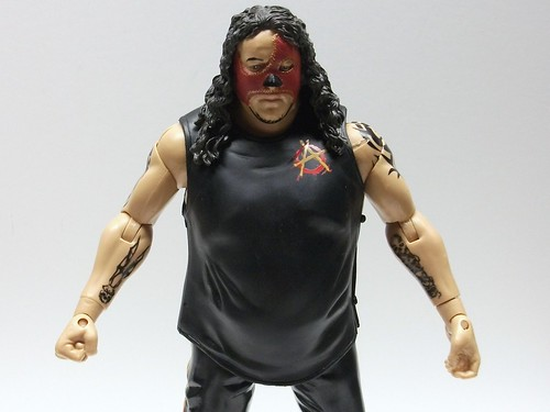 TNA Abyss, Deluxe Impact Series 4, Infinite Hollywood figure review