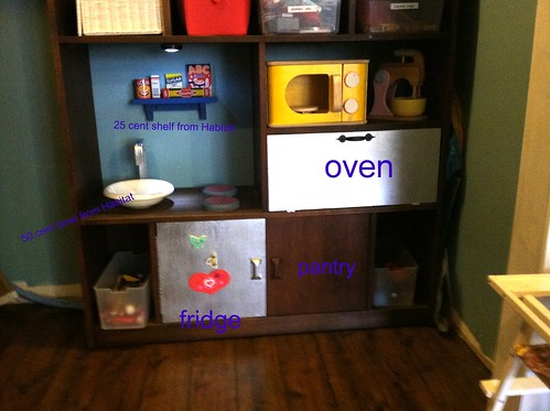 after: play kitchen