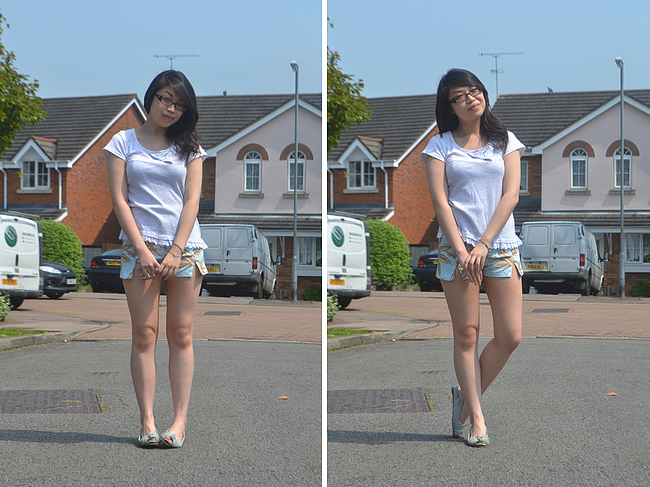 daisybutter - UK Style and Fashion Blog: what i wore, ootd, outfit post, motel rocks, hong kong boutique style