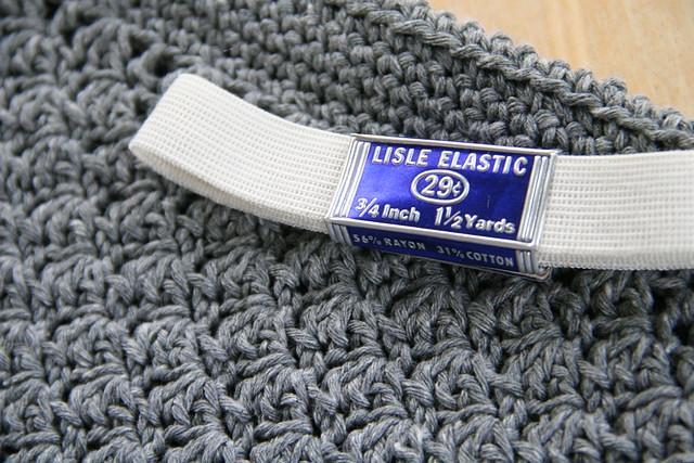 grandma's elastic