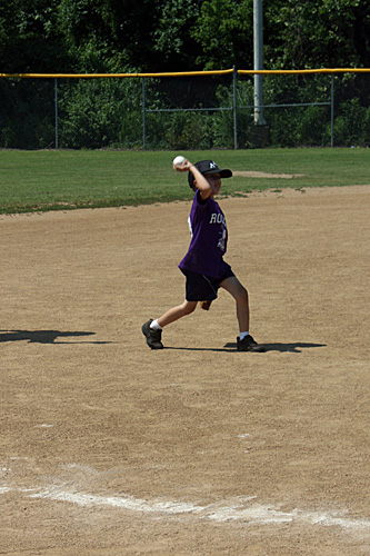 Throwing-ball