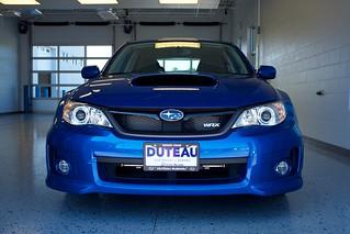 2012 Subaru WRX, May 22, 2012