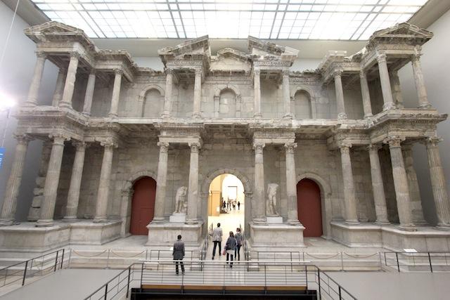 Pergamon Museum Miletus Market Gate