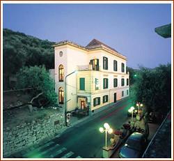 Villa Pina hotel 3 stelle dell'Antico Francischiello a Massalubrense