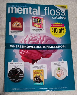 Mental Floss catalog