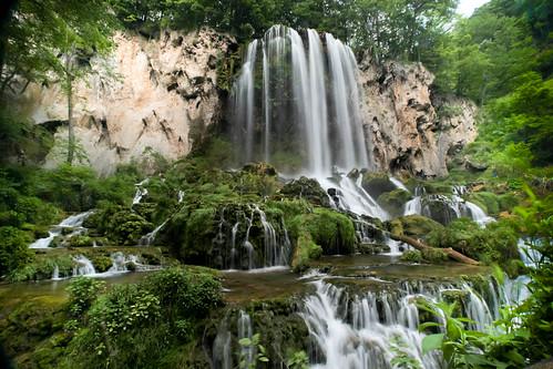 longexposure green forest outdoors virginia waterfall wilderness 600d