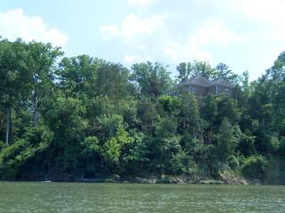 Broad River Paddling May 26, 2012 4-04 PM