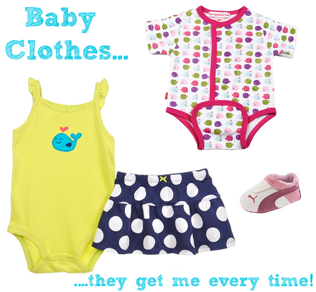 BABY CLOTHES may1