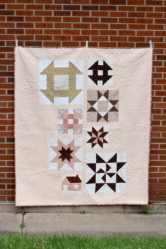 Mother's Day Quilt by jenib320