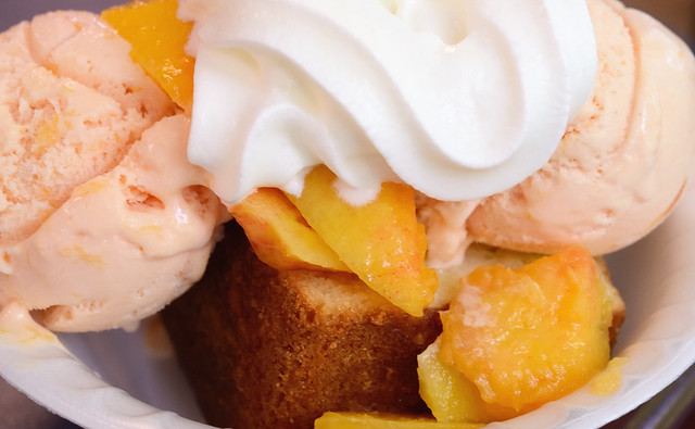 Peach Shortcake | Flickr - Photo Sharing!