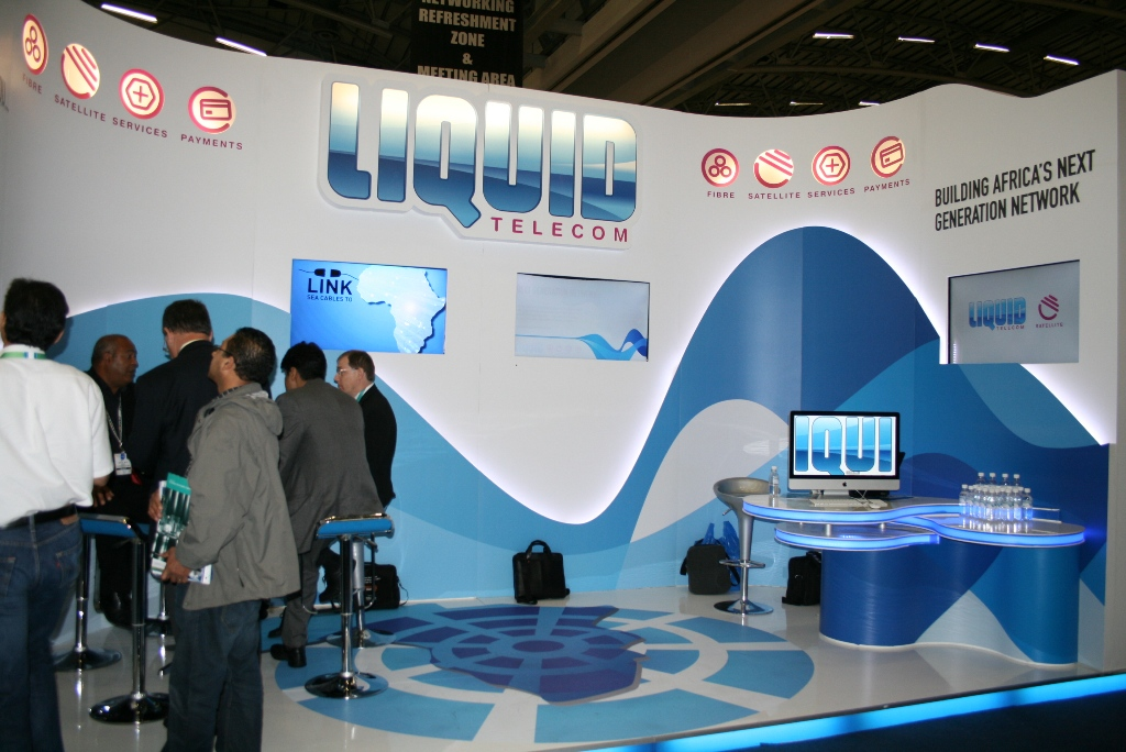 Marketing Exhibition Stand Zone : Liquid telecom exhibition stand i xzibit xzibit i experiential