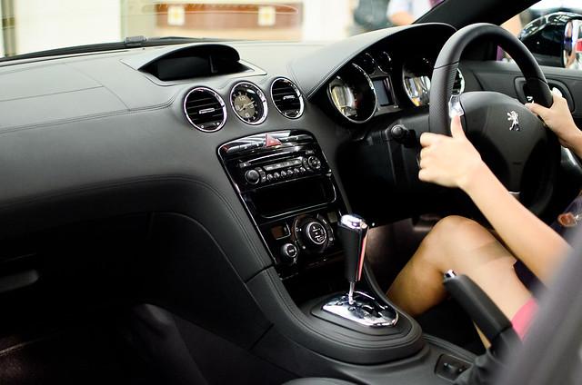 Peugeot 308 RCZ Interior