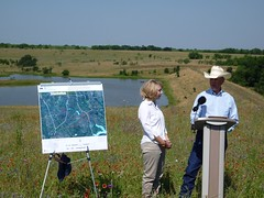 Water Conservation in Trinity River Basin