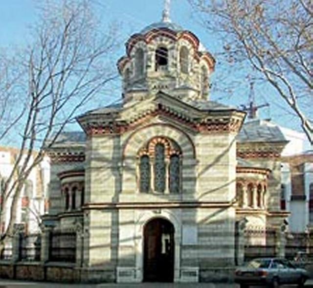 Biserica Sf. Panteleimon > Foto din galeria `Principala`