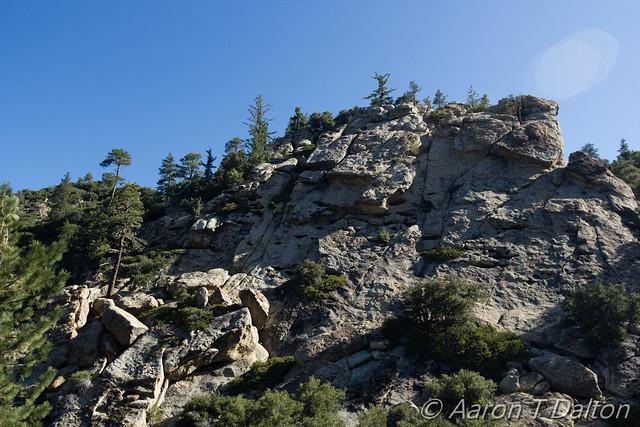 Rising Rocks