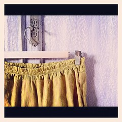 Detail of Rachele's sewing:) Dettaglio del cucito di Rachele :)