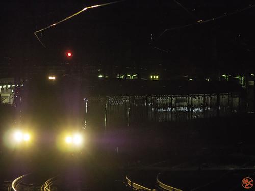 japan railway sleeper jr西日本 夜行列車