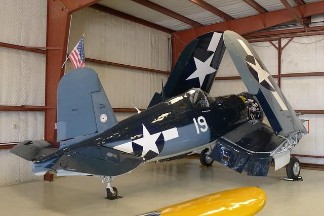 Goodyear/Chance-Vought FG-1D Corsair