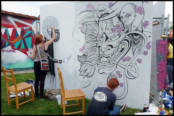 Upfest Bristol 2012