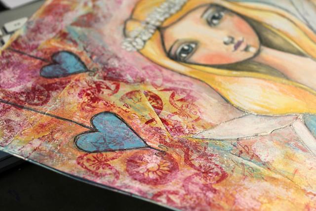 Love Fairy Detail 2