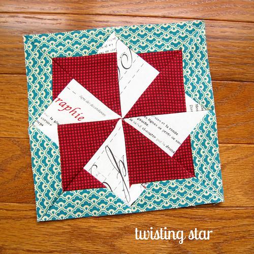 twisting star