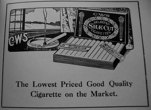 silk cut cigs