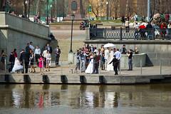 Mariages au bord de la Moskova