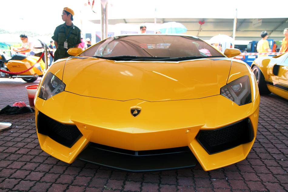 Super GT 2012 Round 3