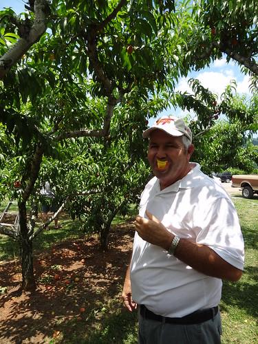 Peach Picking June 2012 (42)