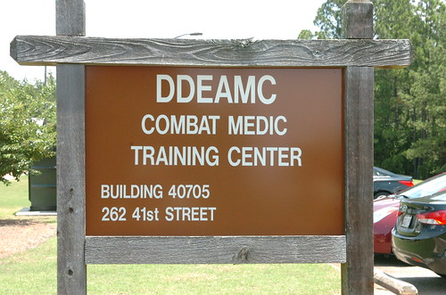 104th Med. Co. Annual Training