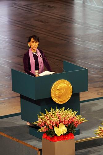 Aung San Suu Kyi photo