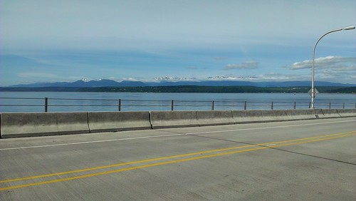 On Hood Canal Bridge