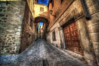 La calle del Angel