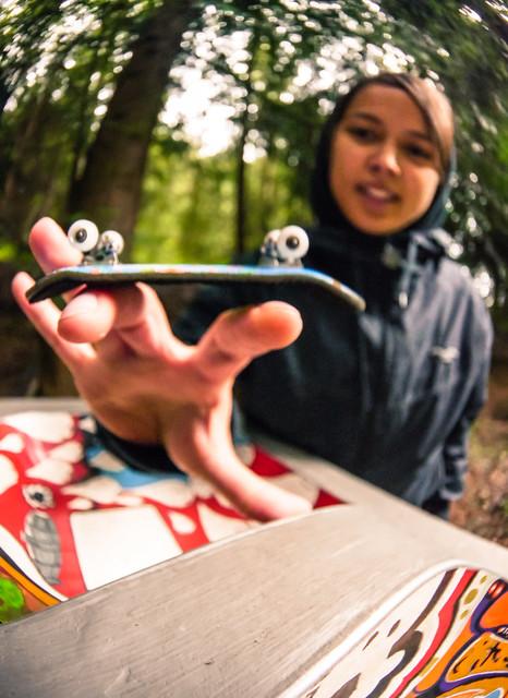 Sheryl Ann - Fingerplant