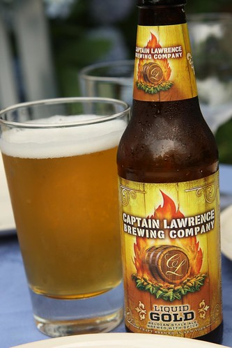 Captain Lawrence Brewing Company Liquid Gold
