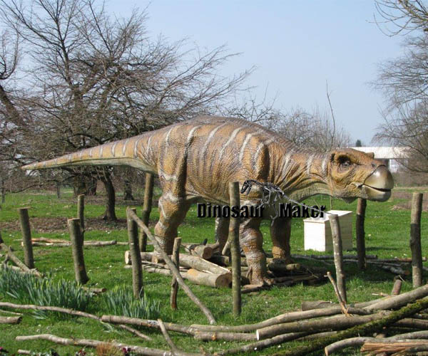 Life Size Dinosaur Show