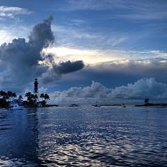 Hillsboro Inlet, Fort Lauderdale #florida #iphone5 #iphonesia #iphonephoto #ftlauderdale #olloclip #cloudporn #skyporn #skyscapes ##danielpiraino #fortlauderdaleseo #waterfront #istabilizer #instaflorida #seascape