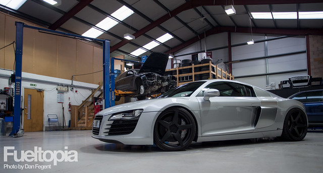 MRC Tuning - Audi R8 V8 Turbo