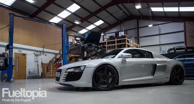 MRC Tuning - Audi R8 V8 Turbo