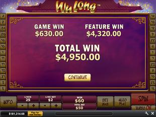 Wu Long Free Games Prize