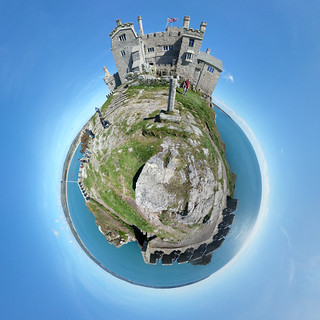 St Michael's Mount planet
